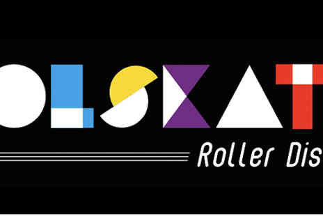 Solskate - Entry to Solskates Roller Disco  - Save 50%