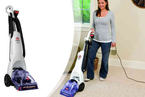 Electric Mania - Bissell Cleanview Reach Carpet Cleaner - Save 60%