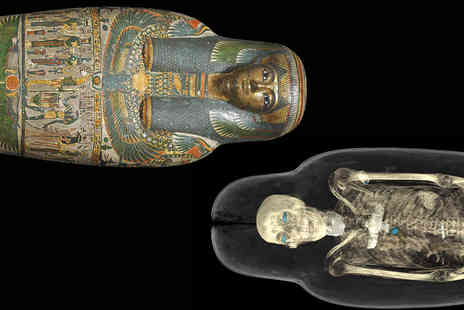 The British Museum - Tickets to Ancient Lives exhibition on Mummies - Save 0%