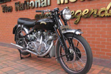 National Motorcycle Museum - Tickets to The National Motorcycle Museum - Save 50%