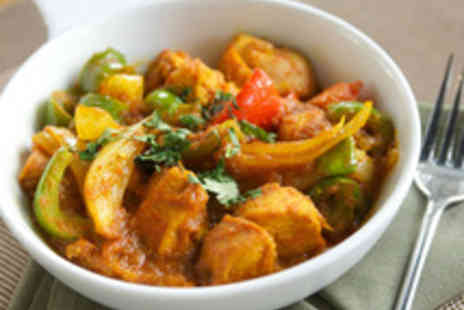 Salt n Pepper - West End Indian Dining with Wine for Two - Save 58%