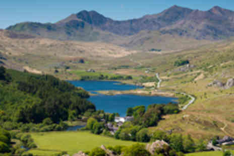 Afon Rhaiadr Country House - Two Night Country House Stay in Snowdonia - Save 47%