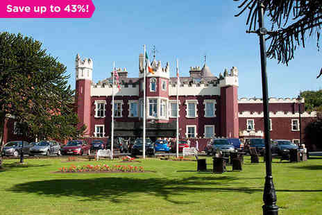 Fitzpatrick Castle Hotel - Gorgeous Hotel in Dublins Prestigious Killiney Village - Save 43%