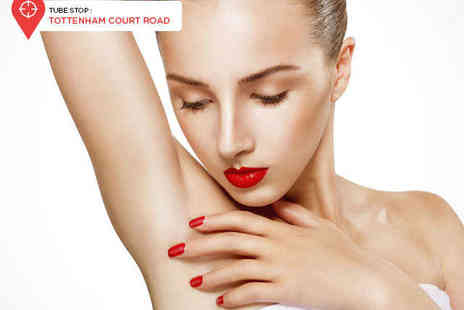 West End Beauty Clinic - Brazilian or Hollywood Wax with Underarm Wax - Save 78%