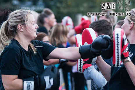 SMB Bootcamp Fitness - Five Boot Camp Sessions - Save 55%