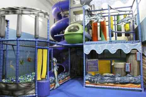 Genesis Family Entertainment Centre - Family Soft Play Pass - Save 86%