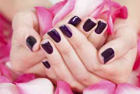 Twinkle Toes Foot Spa - Shellac Fingers or Toes - Save 50%