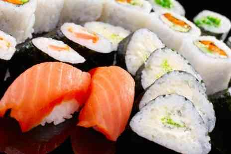 Bonsai Bar Bistro -  £20 Towards Japanese Cuisine For Two  - Save 60%