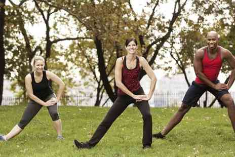 Body Beautiful Boot Camp - Eight Outdoor Boot Camp Group Sessions - Save 0%