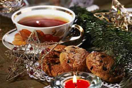 Danubius Hotel - Christmas Afternoon Tea For Two  - Save 58%