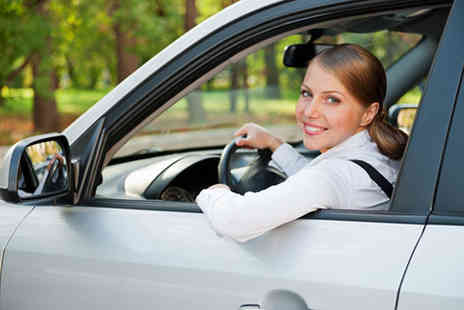 Red Star Driving - Ultimate driving lesson package with 4 lessons - Save 74%