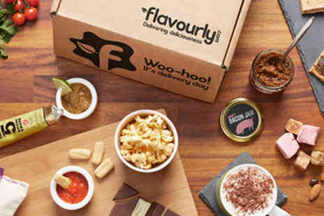 Flavourly - Deluxe Flavourly Box - Save 65%