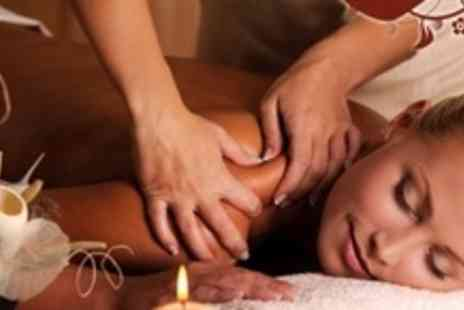 Gregorys Hair & Beauty - Choice of One Hour Massage and 30 Minute Facial - Save 71%