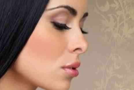The Exclusive Beauty Spa - Full Set of Nouveau Lashes With Eyebrow Shape and Tint - Save 62%