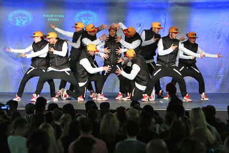 UK Street Dance Championships 2014 - Ticket to the UK Street Dance Championships 2014 - Save 54%