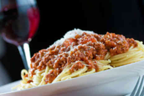 Trattoria Gia - Authentic Italian Three Course Meal for Two with a Glass of Wine  - Save 50%