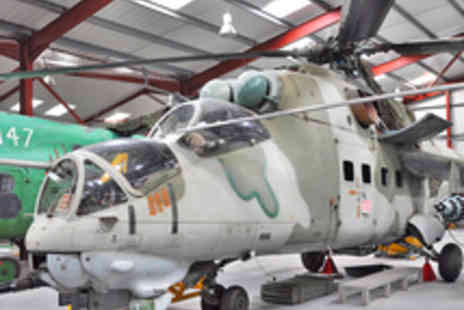 The Helicopter Museum - Entry to The Helicopter Museum for Two  - Save 54%