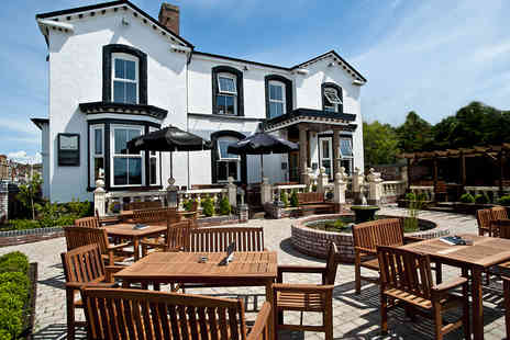 The Metro Southport - Two night stay for 2 including afternoon tea and breakfast  - Save 49%