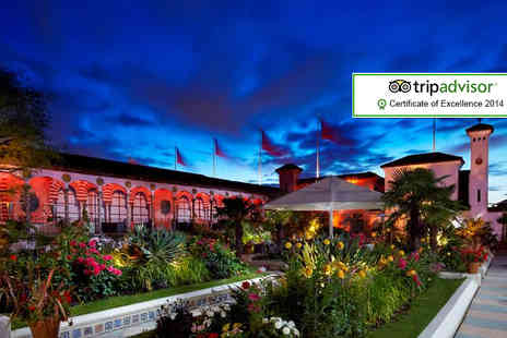 Kensington Roof Gardens - Ticket to Live at the Roof Garden - Save 49%