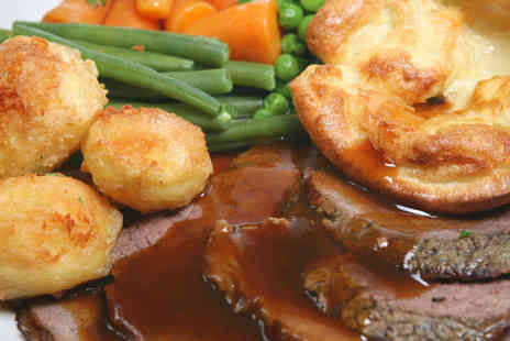Spread Eagle - Sunday Roast for Two - Save 54%