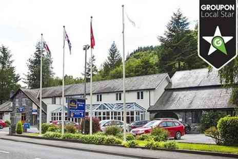 Best Western Waterloo Hotel & Lodge - One Night Stay For Two With Breakfast and Spa Access - Save 41%
