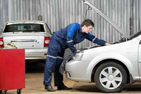 Selecta Tyre - Wheel Alignment and Balancing Package Plus 25 Point Vehicle Inspection  - Save 77%