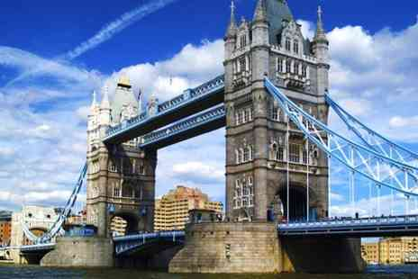 London Party Boats - Ticket  to Thames Cruise With Cream Tea  - Save 0%