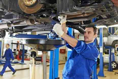 Pritchard Motor Services - 50 Point Car Service Including Oil Change  - Save 0%