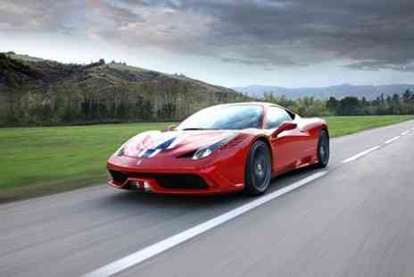 Performance Portfolio - Sports Car Road Driving Experience  - Save 70%