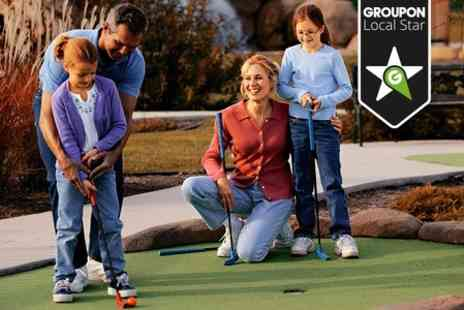World of Golf - Unlimited Adventure Golf For One  - Save 57%