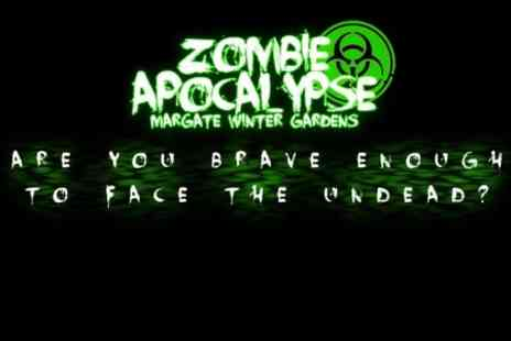 Margate Winter Gardens - Zombie Apocalypse Scare Experience for - Save 50%