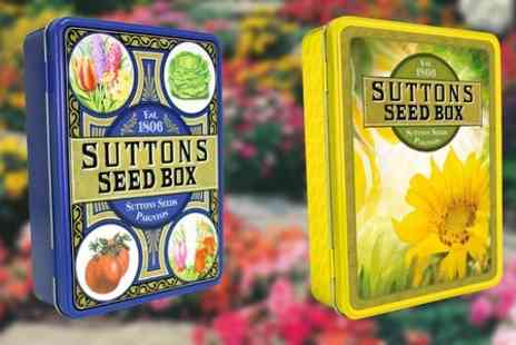 Suttons Seeds - Sutton Seed Collection  - Save 71%