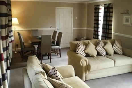 Woodford Bridge Country Club - Charming self catering apartments and lodges Stay - Save 39%