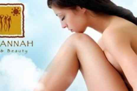 Savannah Sun & Beauty - Six Full Body Red Light Therapy Sessions With Mini Facial - Save 68%