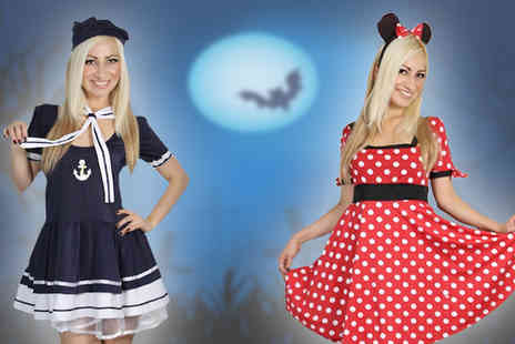 Akzezorys - Sailor or Mini Mouse Costumes - Save 80%