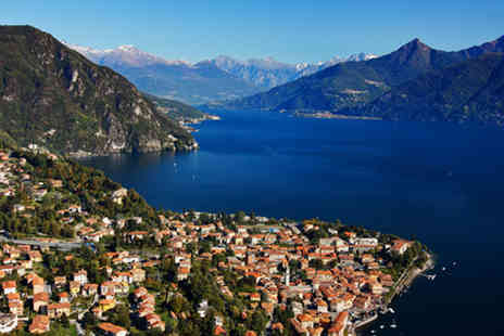 Major Cruise - Four Star Lake Como Break with Flights - Save 49%