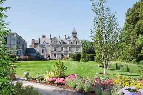 Killashee House Hotel - Four Star Spa Hotel Stay Nr Dublin with Breakfast & Upgrade - Save 47%