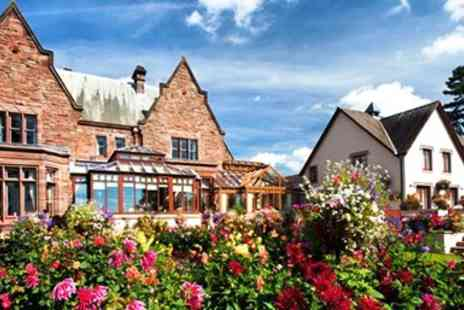 Appleby Manor Country House Hotel - Four Star Country Mansion with Meals & Fizz - Save 52%
