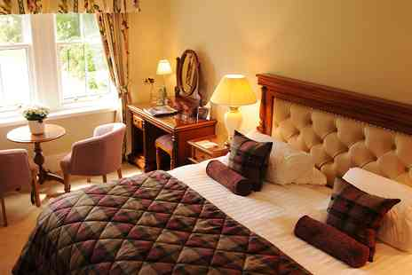 Taychreggan Hotel - Lochside Hotel Stay in Junior Suite  - Save 53%