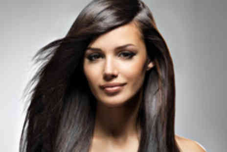 Flitz Hair and Beauty - Haircut, Finish and a Choice of Conditioning or Highlights for One Person - Save 62%