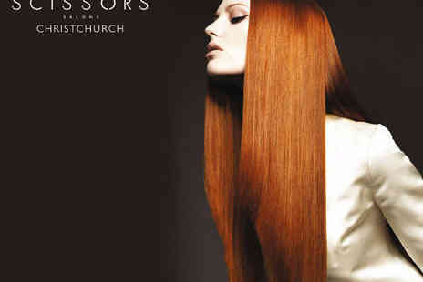 Scissors Salons - Haircut and Finish - Save 66%