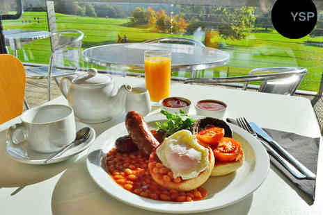 Yorkshire Sculpture Park - Brunch for Two with Tea or Coffee and All Day Parking - Save 53%