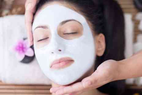 Aqua Beauty Studio - A mini facial, a mini Indian head massage and a manicure - Save 0%