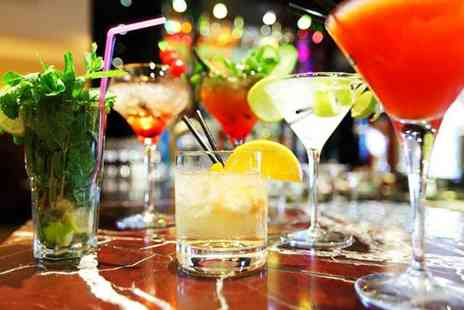 Match Bar - Four cocktails and a sharing platter - Save 56%