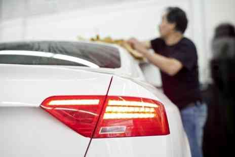 Triumph Road tyres - Interior and Exterior Car Valet Plus 54 Point Check  - Save 77%