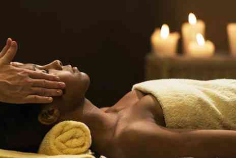 Innerspirit Spa - One Hour Full Body Massage or Back, Neck and Shoulder with a Facial  - Save 58%