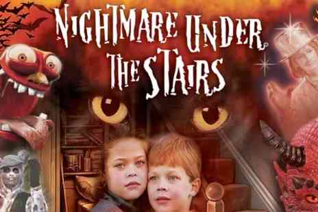 Horroween Inc - Ticket  to  Horroween Presents Nightmare Under The Stairs - Save 44%