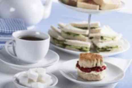 Tea - Afternoon tea for 2 - Save 0%