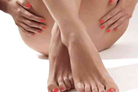 Hair From Heart - Express Shellac manicure & pedicure - Save 50%