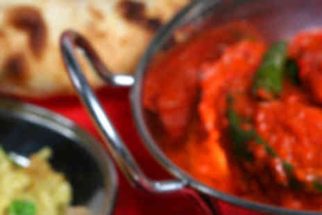 Pir Mahal - Two Course Meal for Two with Beer or Wine - Save 58%